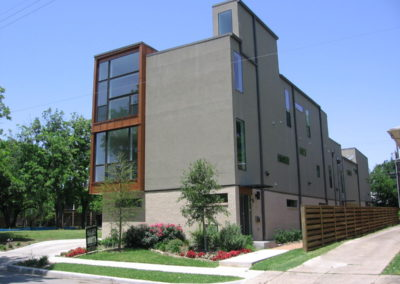 Oram Street Townhomes