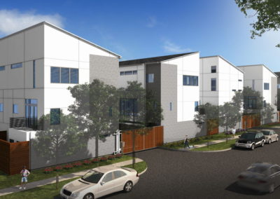 The Ivy Townhomes
