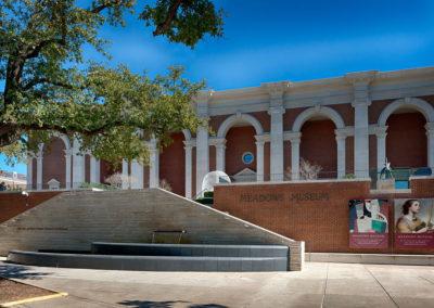 Monumental Stair & Fountain